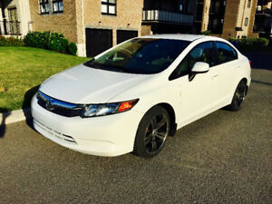2012 Honda Civic LX 110000km