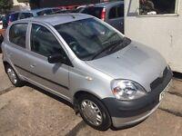 Yaris 1.0 petrol 2002 only 90000 miles
