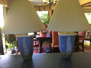Beach themed lamps  XP