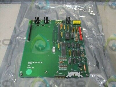 Sulzer Metco G51197 Circuit Board Used