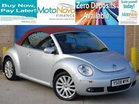 Volkswagen Beetle 1.6 2008MY Solar, FINANCE ME TODAY FROM £26 P/W, £1000 deposit