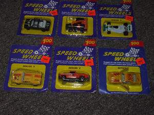 Speed Wheels - Series V - NIP - $10.00 FOR ALL 6 !!! Belleville Belleville Area image 2