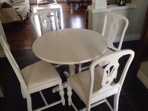 Charming Table and Chairs Set