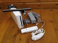 Nintendo Wii for sale with Wii party game