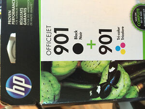 Combo Pack HP OFFICEJET 901 (cartouches d'encre)