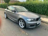2010 BMW 1 Series 120i M Sport 2dr COUPE Petrol Manual