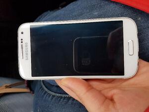 Samsung galaxy s4 mini - white