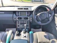 2008 Land Rover Range Rover 3.6 TD V8 Vogue 5dr Diesel grey Automatic
