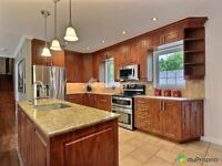 Splendid house for sale in Pointe Claire