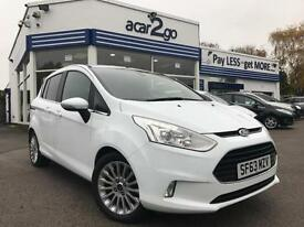 2013 Ford B-MAX TITANIUM Manual MPV