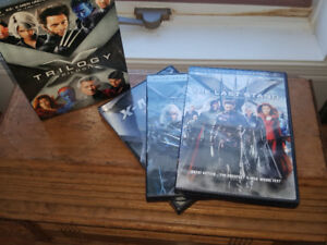 Coffret DVD X-Men Trilogie