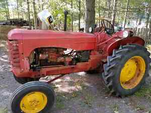 MASSEY Harris  30 HP GAS TRACTOR only $ 2400
