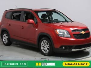 2012 Chevrolet Orlando A/C BLUETOOTH MAGS 7 PASSAGERS