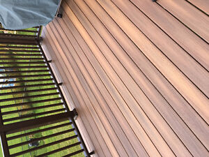 Feberon IPE decking board