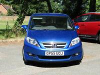 Honda FR-V 2.0i-VTEC Sport**1 OWNER FROM NEW**FULL HONDA SERVICE HISTORY**6 SEAT