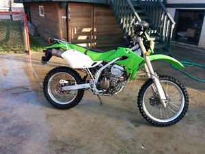 Dirtbike Klx-250 reduced price