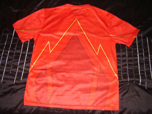 DC COMICS The FLASH Generic Men's Crewneck Compression Gatineau Ottawa / Gatineau Area image 2