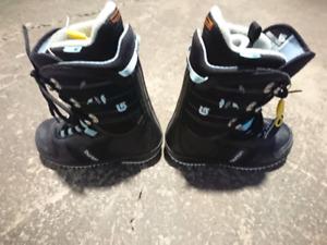 Snowboard boots burton