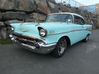 1957 Chevrolet Bel Air First Time Offered For Sale Sharp Car