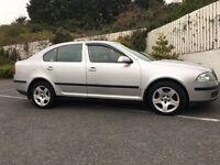 2006 skoda OCTAVIA 1.9 tdi taxi Psv may 17 loads of RECIEPTS