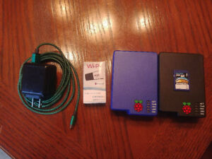 2 x Raspberry Pi and Accessories