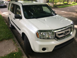 2011 HONDA PILOT LX AWD LOW KMS