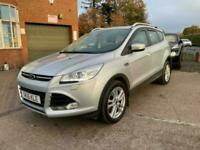 2015 Ford Kuga 2.0 TDCi 150 TITANIUM X 5dr HIGH SPEC, PAN ROOF, HEATED LEATHER M