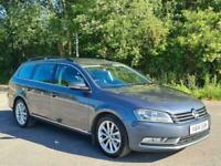2014 Volkswagen Passat 1.6 TDI BlueMotion Tech Executive (s/s) 5dr Estate Diesel