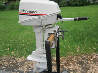 Johnson 4.5 hp. Outboard Motor