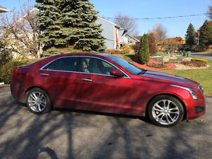 2014 Cadillac ATS Berline, location