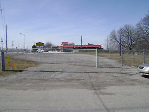 HUGE 0.5 ACRE STORAGE ALL YOURS NO HASSLE FENCED. AFFORDABLE