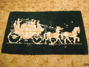 Homemade Hook Rug Peterborough Peterborough Area image 1
