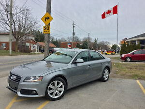 2009 Audi A4 QUATRO,NO ACCIDENT NO RUST Certif&Etest $8795