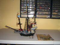 Lego 4768 Harry Potter: The Durmstrang Ship