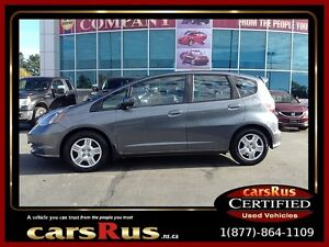 2014 Honda Fit LX Was $16,995 Plus Tax Now $16,995 Tax In! OAC.
