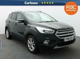 image for 2018 Ford Kuga 2.0 TDCi Titanium 5dr 2WD - SUV 5 Seats SUV Diesel Manual