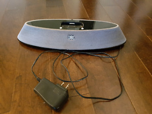 JBL speaker with old iPhone/iPod dock