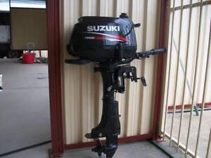 Suzuki 4 stroke 4hp in as new condition Deception Bay Caboolture Area Preview