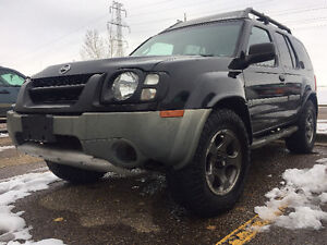 2002 Nissan Xterra Supercharged SUV