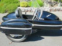 Motorcycle Side Car