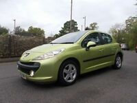 Peugeot 207 1.4 16v Sport 5dr ideal first car FABULOUS COLOUR 06/56 (yellow) 2006
