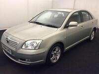 TOYOTA AVENSIS VVT-i AUTOMATIC T3-X..2004 MODEL..DRIVES GOOD..LOOKS GREAT