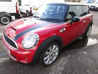 2009 MINI Cooper S MINI Cooper S 184 (SPORT/CHILLI PACK) 1 LADY OWNER FROM NEW