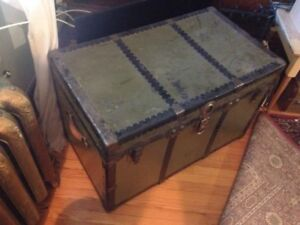 Antique trunk!