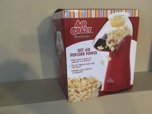 WestBend Air Crazy Hot Air Popcorn Popper - Brand new!