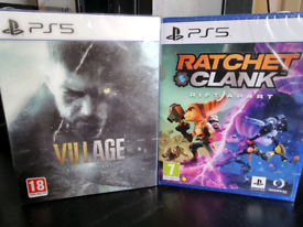 PS5 games for sale NEW AND SEALED