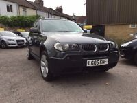 BMW X3 2.5 i Sport 5dr£4,695 well looked after