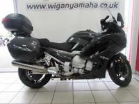 YAMAHA FJR1300AS, 66 REG 7710 MILES, AUTO CLUTCH 6 SPEED, ELECTRONIC SUSPENSION.