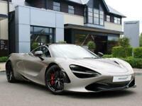 2019 McLaren 720S 4.0T V8 Luxury SSG (s/s) 2dr Coupe Petrol Automatic