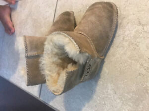 Baby Uggs winter boots authentic used
